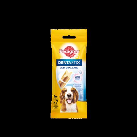 Pedigree DentaStix лакомство для собак средних пород 180г