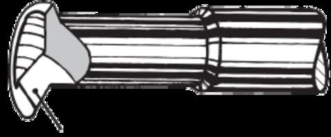 KOMET® Обдирочный резец форма g