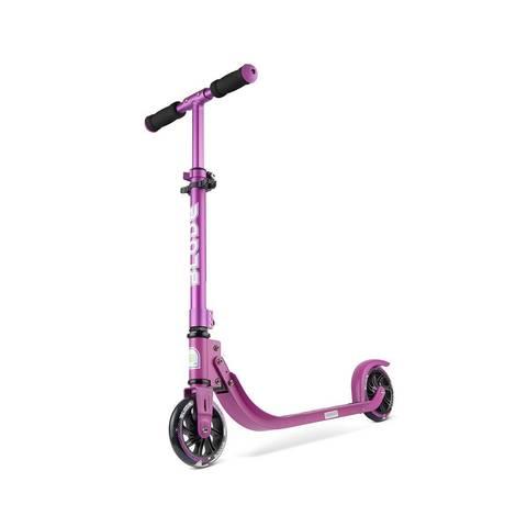 купить Самокат со светящимися колесами BLADE Kids Jimmy 145, purple/metallik