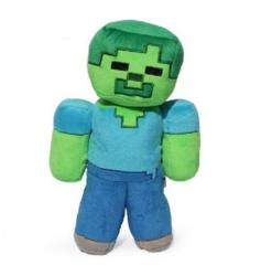 Майнкрафт мягкая игрушка Зомби