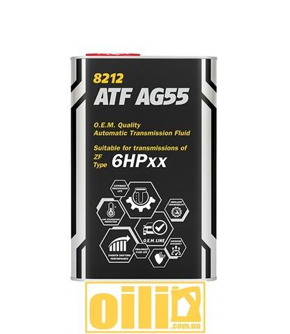 Mannol 8212 ATF AG55 1л