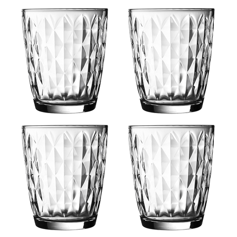 Набор из 4 стаканов Jewel 310 мл