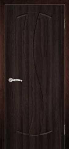 Дверь Сибирь Профиль Аврора, цвет венге, глухая