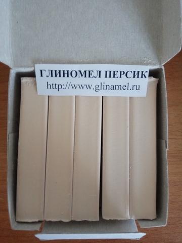 Глиномел Персик (Россия)