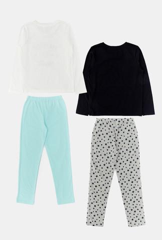 Два комплекта для девочек ((1)джемпер и (2)брюки) Major
