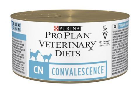 Консервы Purina Pro Plan Veterinary Diets CN для кошек при выздоровлении, 195 г