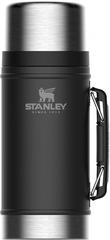 Термос для еды Stanley Classic Food 0.94L Черный (10-07937-004)