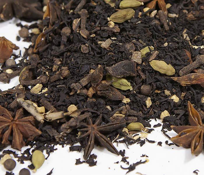 TEA-AR103 Ароматизированный красный чай «Масала» (50 гр) фото 03
