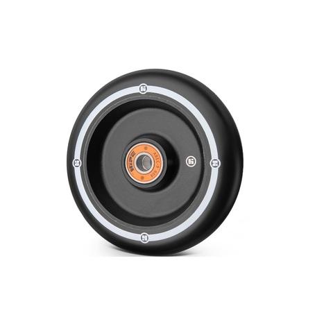 купить колесо для трюкового самоката Flat Solid 100 мм черный/черный артикул 321045