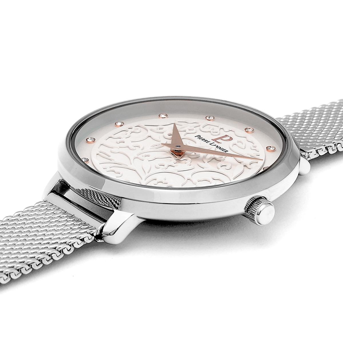 Женские часы Pierre Lannier Eolia + ремешок 453B608