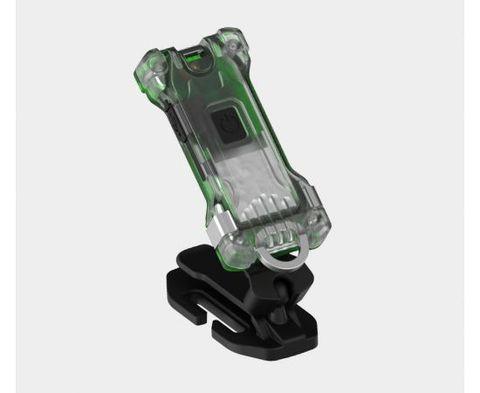 Фонарь Armytek Zippy ES Green / 160 лм / 60°:110° / налобное крепление / магнит / IP67 / Li-Pol