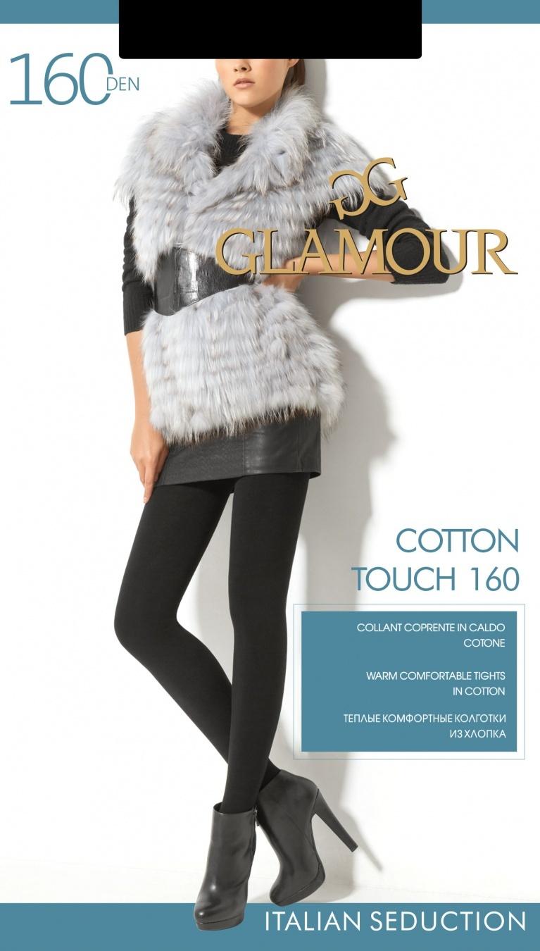 Glamour COTTON TOUCH 160 колготки женские
