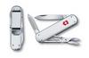 Нож Victorinox Money clip, 74 мм, 5 функций, серебристый