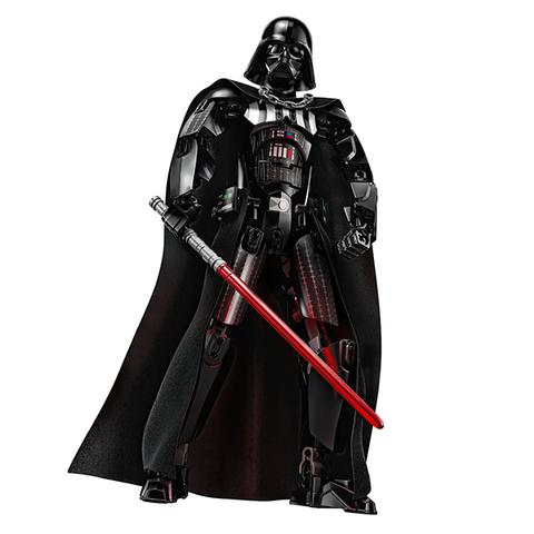 LEGO Star Wars: Дарт Вейдер 75534 — Darth Vader Buildable Figure — Лего Стар ворз Звёздные войны
