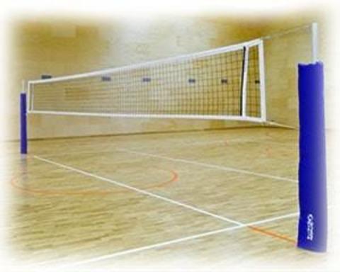 Купити волейбольні сітки для вулиці і спортзалу