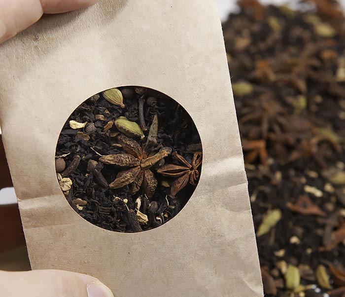 TEA-AR103 Ароматизированный красный чай «Масала» (50 гр) фото 04