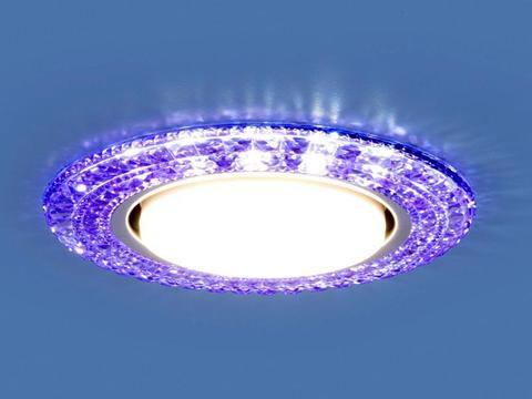 Elektrostandard Светильник 3030 GX53 фиолетовый