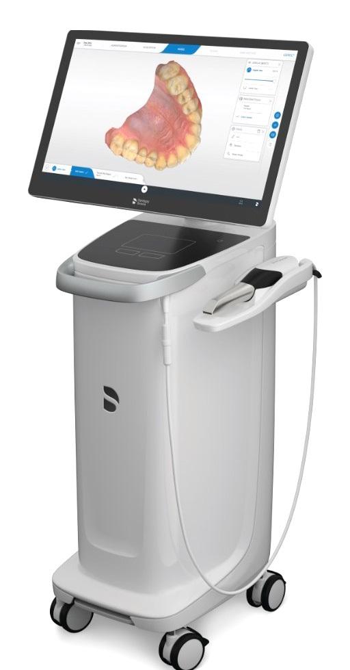 Блок для получения цифровых слепков Primescan AC Dentsply Sirona 6692672