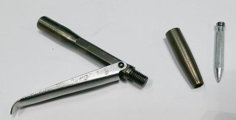 Комплект наконечник Zelinka, дюбель, сменная голова, один флажок – 88003332291 изображение 6