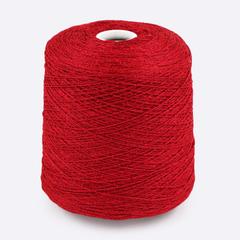 Красный с красным люрексом / 3511 1156