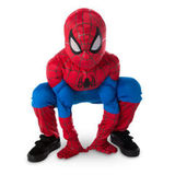 """Костюм супергероя Человек-паук светлый + подарок """"Носки человека паука"""""""