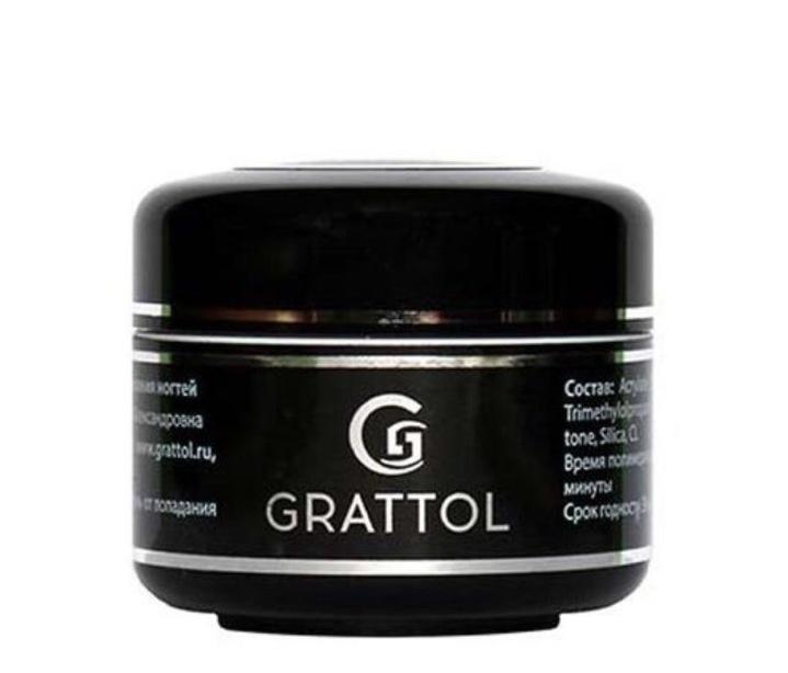 Гель однофазный GRATTOL Clear Gel (Base) 15мл