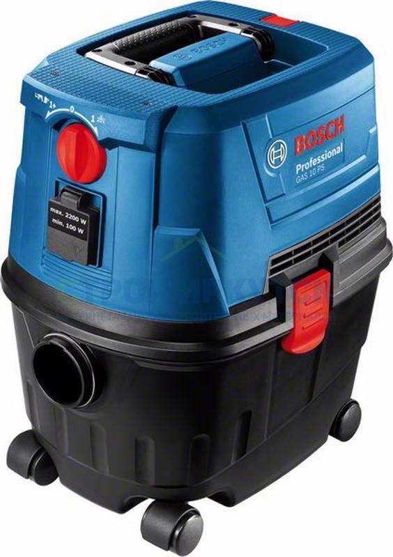 Пылесосы Пылесос для влажного/сухого мусора Bosch GAS 15 PS (06019E5100) fc2c077b6f398515fe339f3a820831a4
