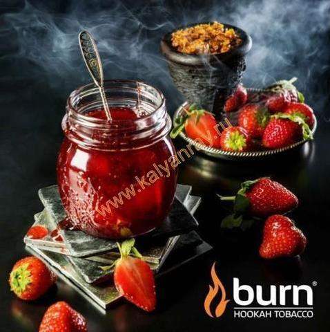 Burn Strawberry Jam