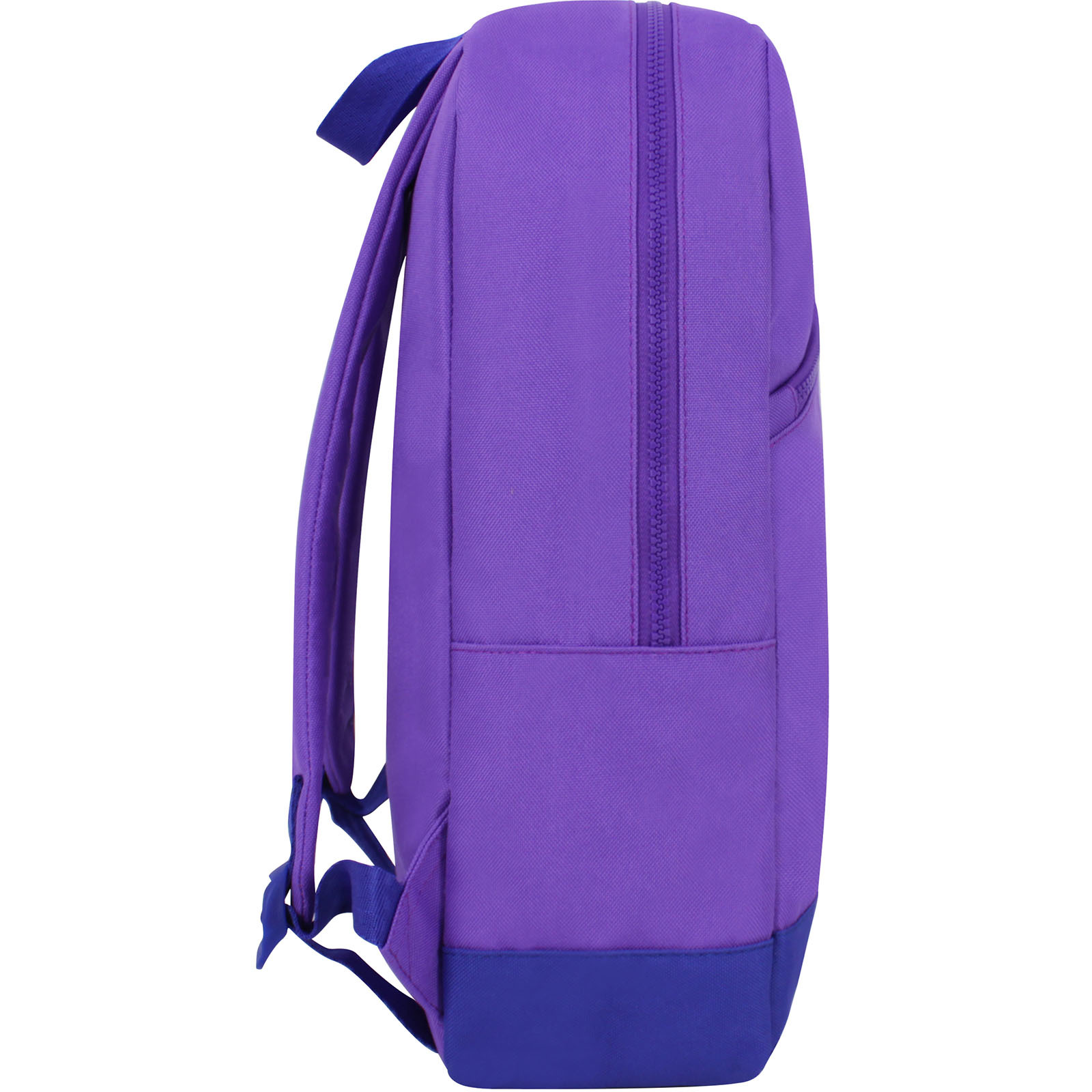 Рюкзак Bagland Amber 15 л. фиолетовый/электрик (0010466) фото 2