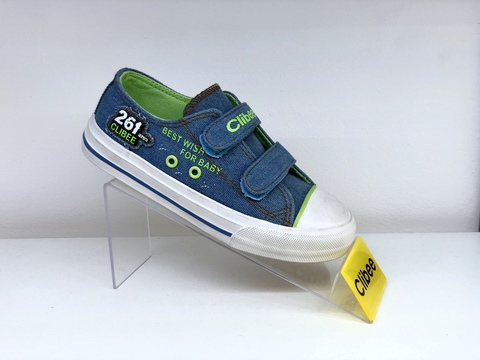 Clibee B223 L.blue/Green 31-36