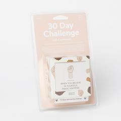 Игра Уверенность в себе за 30 дней Doiy