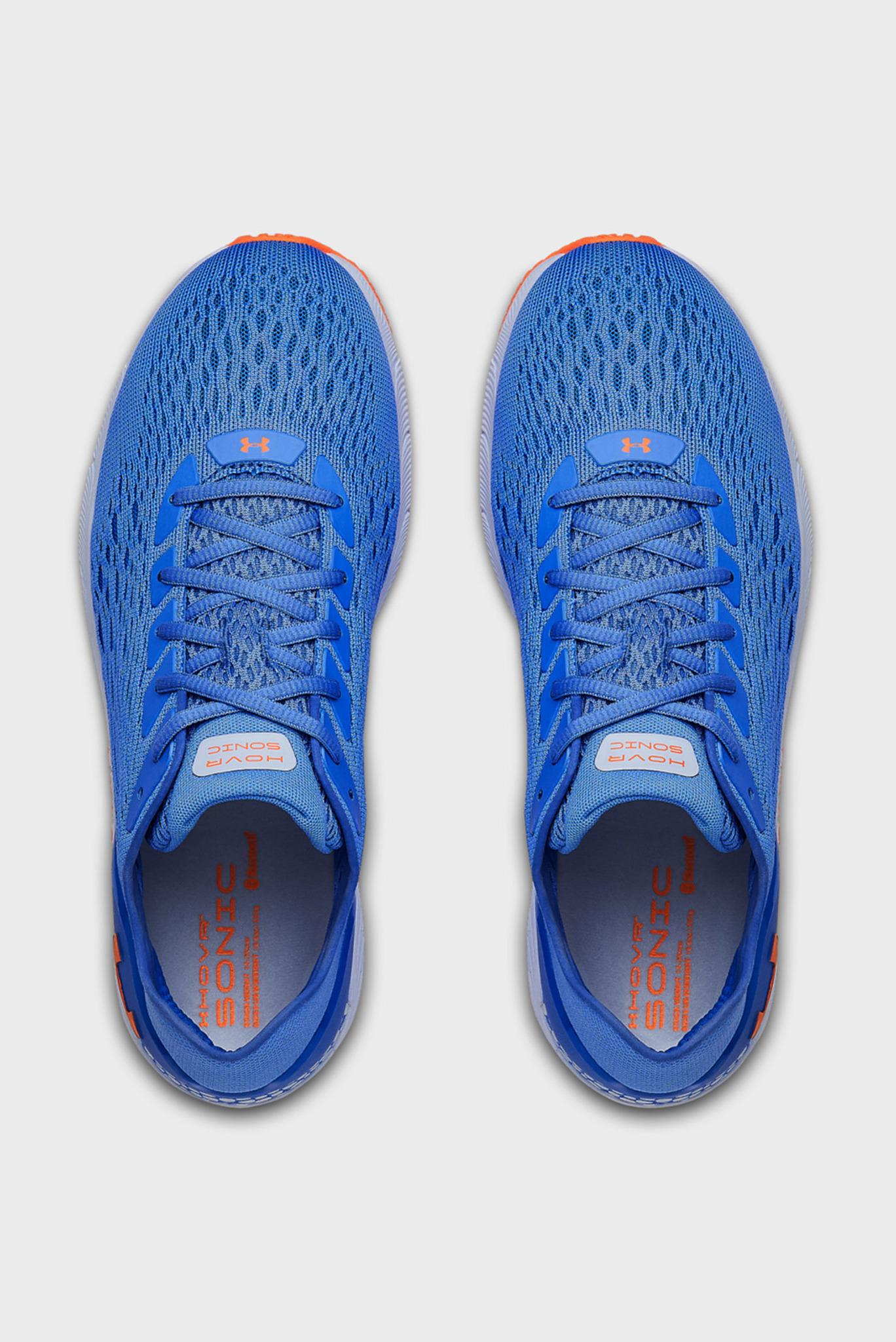 Мужские синие кроссовки UA HOVR Sonic 3 Under Armour