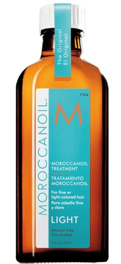 MOROCCANOIL Treatment Light восстанавливающее масло 100мл