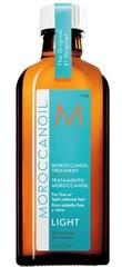 MOROCCANOIL Treatment Light восстанавливающее масло 100мл