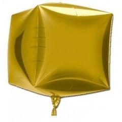 К Куб, Золото, 24''/61 см 1 шт.