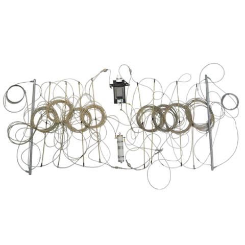 Широкодиапазонная КВ антенна Radial T3-FD-1000