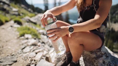 Картинка бутылка для воды HydraPak Recon 1L Черная - 4