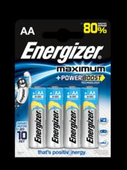 Батарейки Energizer Maximum LR6, AA (4/96) BL