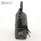 Сумка Саломея 387 сфинкс серый (рюкзак)