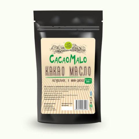 Какао-масло натур. в мини-дисках 200г Дары Памира (Колумбия)