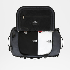 Сумка-баул The North Face Base Camp Duffel S Aviator Navy/Tnf Black - 2