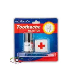 Натуральное средство для облегчения зубной боли
