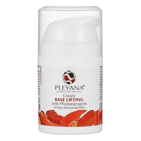 PLEYANA   Базовый крем с фитоэстрогенами / Base skin cream with Phytoestrogens