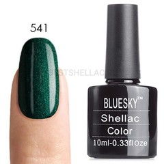 Гель-лак Bluesky № 40541/80541 Pretty Poison, 10 мл