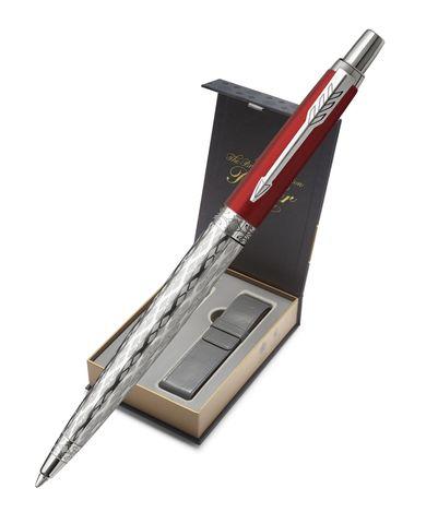 Подарочный набор с чехлом и Шариковая ручка Jotter London Architecture Classical123