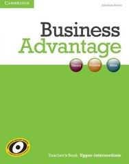 Business Advantage Upp-Int TB