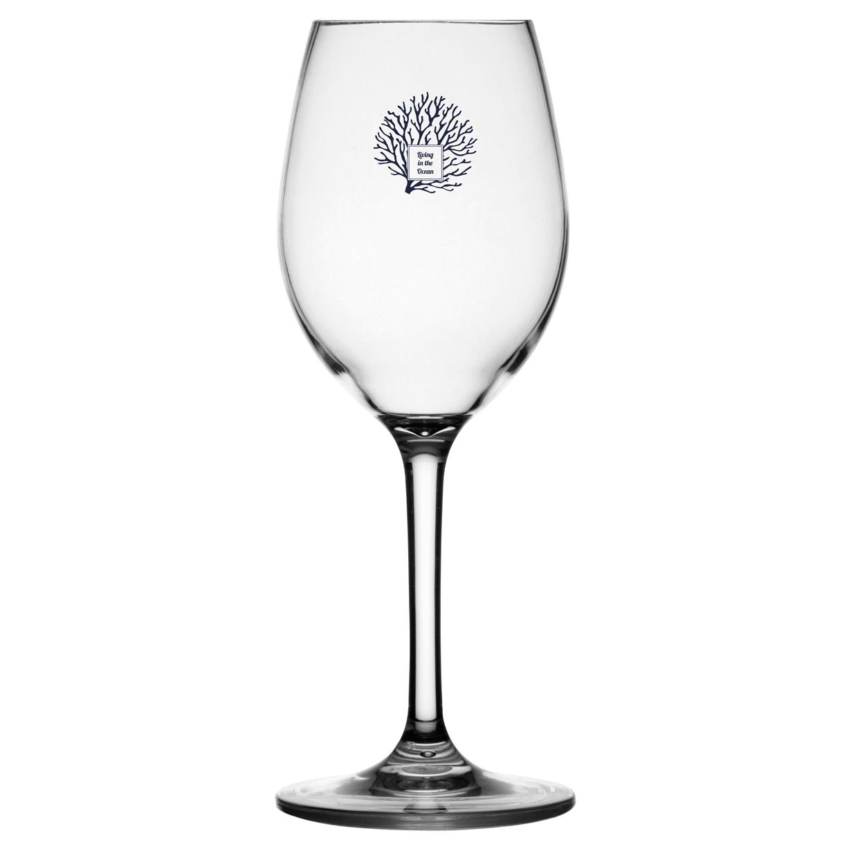 Wine glass, Living,  6 un