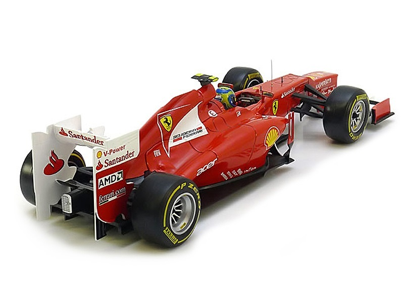 Коллекционная модель Ferrari F2012 F1 Felipe Massa