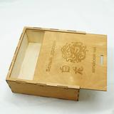 Подарочная деревянная коробочка вид-3