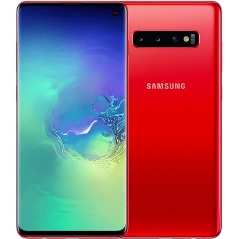 Смартфон Samsung Galaxy S10+ SM-G975F 128GB Red (Гранат)